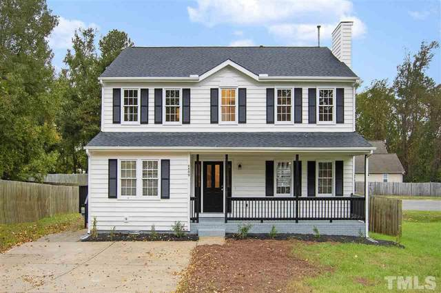 4809 Tolley Court, Raleigh, NC 27616 (#2349581) :: Dogwood Properties