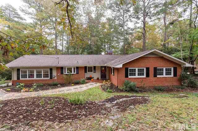 720 Shady Lawn Court, Chapel Hill, NC 27514 (#2349738) :: Realty World Signature Properties