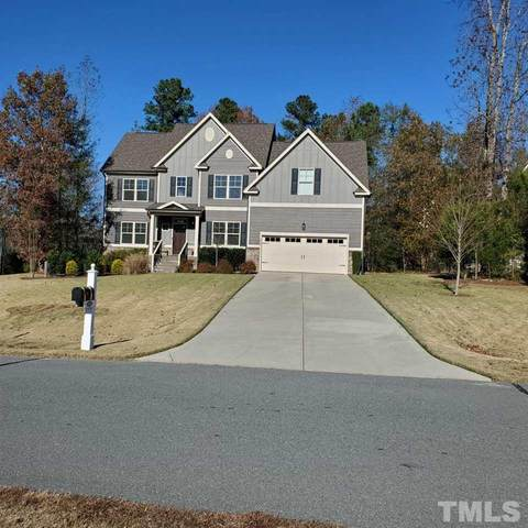 8804 Wormsloe Drive, Knightdale, NC 27545 (#2349870) :: Sara Kate Homes