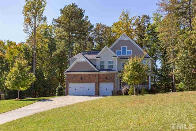18 S Duelling Oaks Drive, Chapel Hill, NC 27517 (#2350062) :: M&J Realty Group