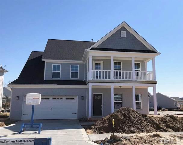 3400 Fontana Lake Drive Lot 814, Fuquay Varina, NC 27526 (#2350072) :: Real Properties
