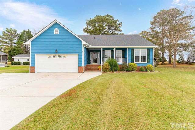 159 Windsor Drive, Angier, NC 27501 (#2350489) :: Bright Ideas Realty
