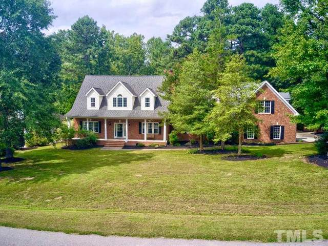 2901 Deer Manor Drive, Raleigh, NC 27616 (#2350761) :: Raleigh Cary Realty