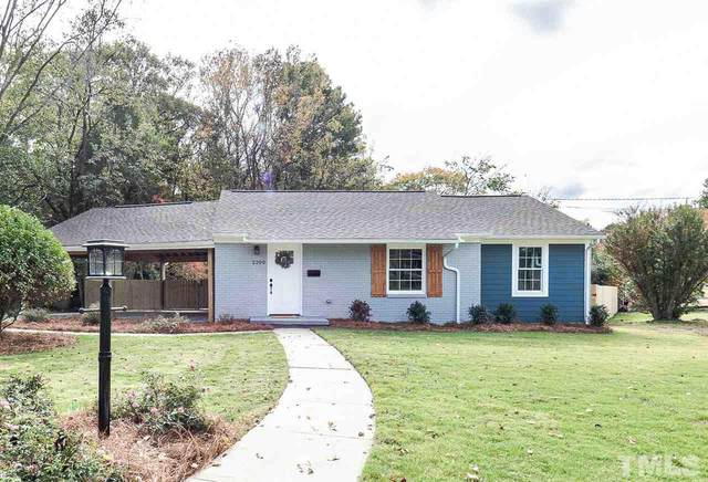 2200 Shannon Drive, Raleigh, NC 27610 (#2350941) :: Triangle Top Choice Realty, LLC