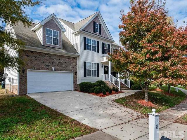 18 Forest Creek Drive, Durham, NC 27713 (#2351084) :: M&J Realty Group
