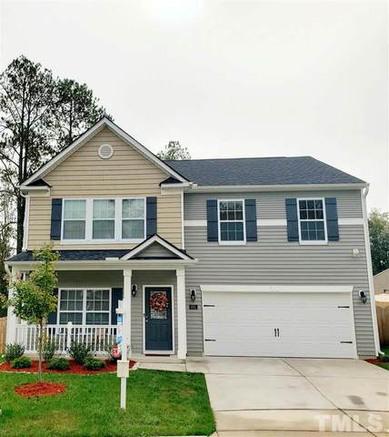 605 Rose Mallow Drive, Zebulon, NC 27597 (#2351596) :: Marti Hampton Team brokered by eXp Realty