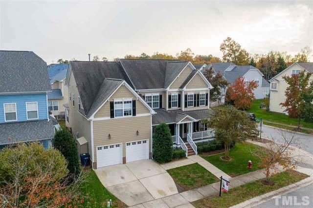 3016 Gentle Breezes Lane, Raleigh, NC 27614 (#2351610) :: Real Properties