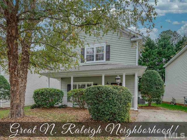 4812 Morning Edge Drive, Raleigh, NC 27613 (#2351897) :: Classic Carolina Realty