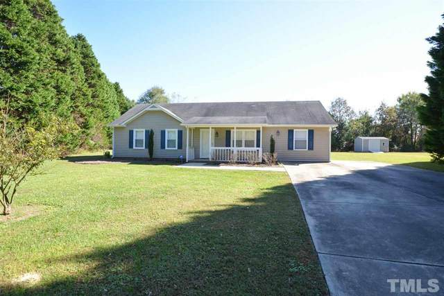 108 James Helen Court, Willow Spring(s), NC 27592 (#2351924) :: Real Estate By Design