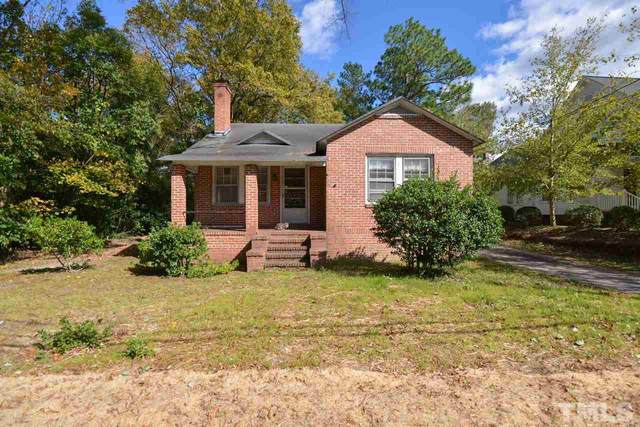 504 N Arendell Avenue, Zebulon, NC 27597 (#2351990) :: The Jim Allen Group