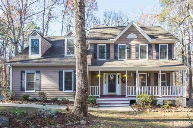108 Woodbend Court, Chapel Hill, NC 27516 (#2352315) :: M&J Realty Group