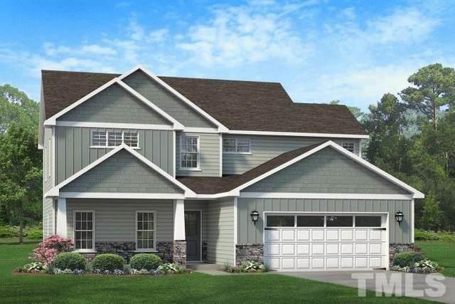 10 Berg Street, Smithfield, NC 27577 (#2352435) :: Realty One Group Greener Side