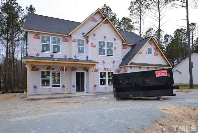 158 Berg Street, Smithfield, NC 27577 (#2352508) :: Southern Realty Group
