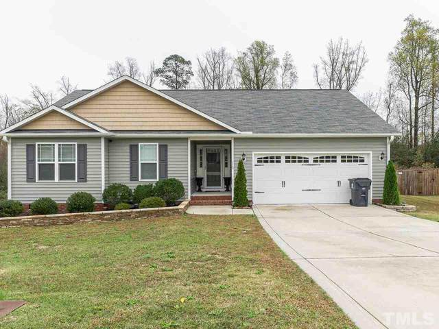 112 Newbury Drive, Angier, NC 27501 (#2352546) :: Real Estate By Design
