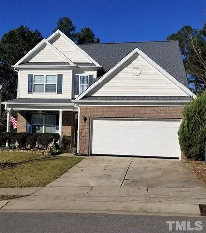 213 Florence Drive, Clayton, NC 27527 (#2352698) :: Classic Carolina Realty