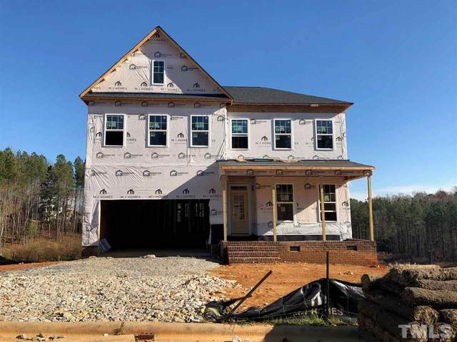 155 Hidden Bluff Drive, Chapel Hill, NC 27517 (#2352771) :: Saye Triangle Realty