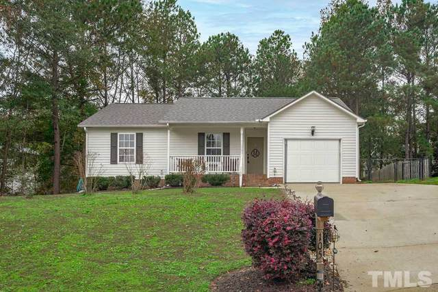 105 Pointer Ridge Court, Holly Springs, NC 27540 (MLS #2352927) :: On Point Realty