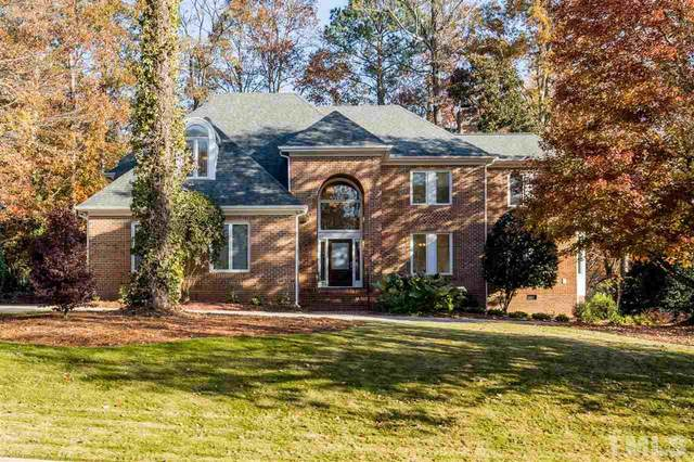 100 Ronsard Lane, Cary, NC 27511 (#2353114) :: Triangle Top Choice Realty, LLC