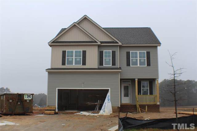 50 Eagle Chase Drive, Youngsville, NC 27596 (#2353209) :: Real Properties