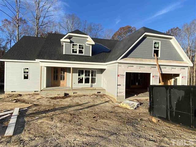 411 Reese Drive Lot 32, Willow Spring(s), NC 27592 (#2353347) :: Real Estate By Design