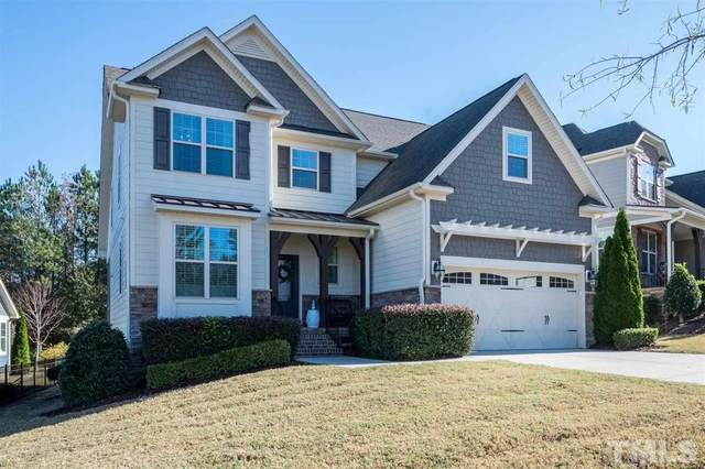 320 Silver Bluff Street, Holly Springs, NC 27540 (#2353510) :: Dogwood Properties