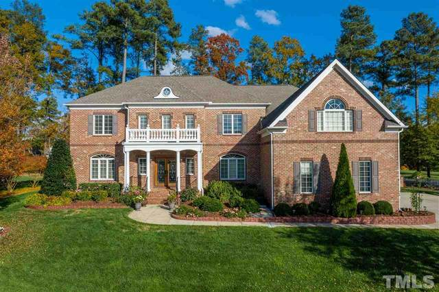 11107 Empire Lakes Drive, Raleigh, NC 27617 (#2354218) :: M&J Realty Group