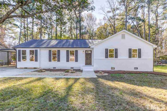 707 Springview Trail, Garner, NC 27529 (#2354281) :: Masha Halpern Boutique Real Estate Group