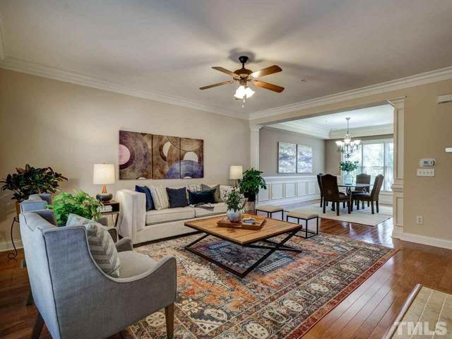 3321 Trillium Whorl Court #106, Raleigh, NC 27607 (#2354803) :: Choice Residential Real Estate
