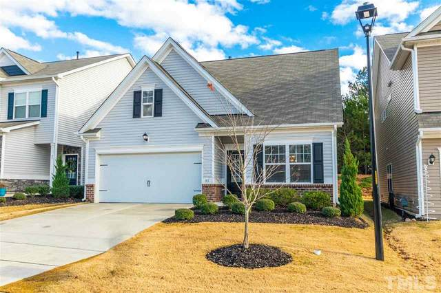 53 Wrenwood Drive, Clayton, NC 27527 (MLS #2354980) :: On Point Realty