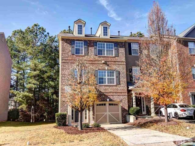 110 High Ramble Lane, Apex, NC 27539 (#2355690) :: Dogwood Properties
