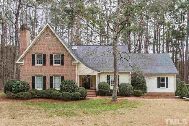 2704 Alloway Court, Raleigh, NC 27606 (#2356227) :: Bright Ideas Realty