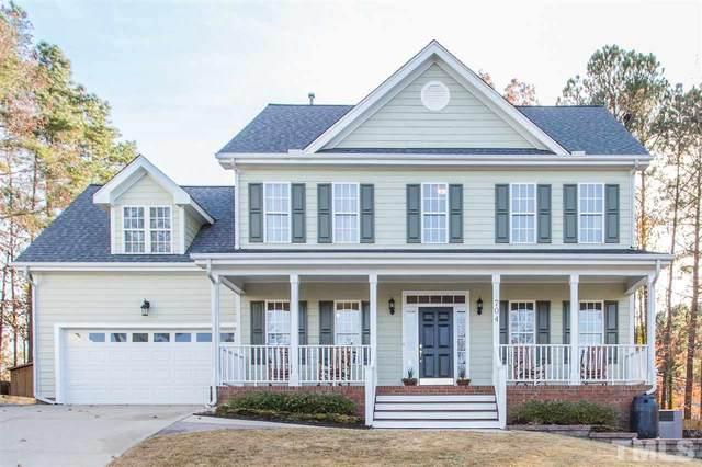 704 Cameron Glen Drive, Apex, NC 27502 (#2356813) :: Real Estate By Design