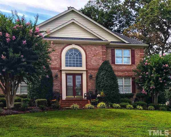 2833 Kimmon Way, Wake Forest, NC 27587 (MLS #2356830) :: On Point Realty