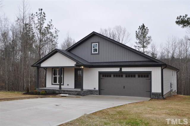 35 Mullins Pond Road, Spring Hope, NC 27882 (MLS #2357112) :: On Point Realty