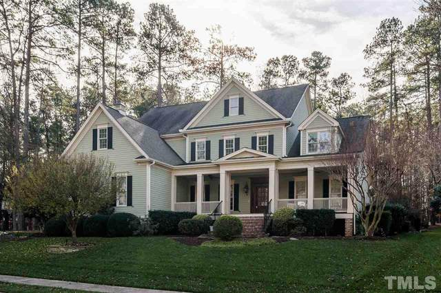 2411 Trenton Woods Way, Raleigh, NC 27607 (#2357353) :: Choice Residential Real Estate