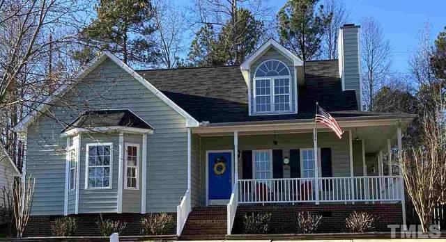 1013 Tulip Grove Lane, Wake Forest, NC 27587 (MLS #2357395) :: On Point Realty