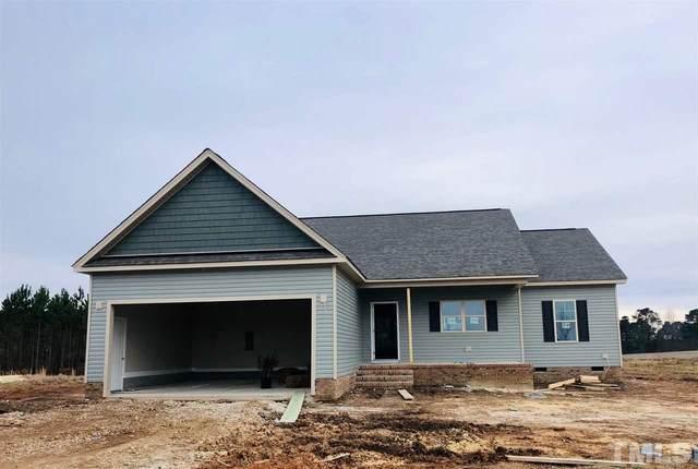 107 Williamson Place Drive, Princeton, NC 27569 (#2357762) :: Real Properties