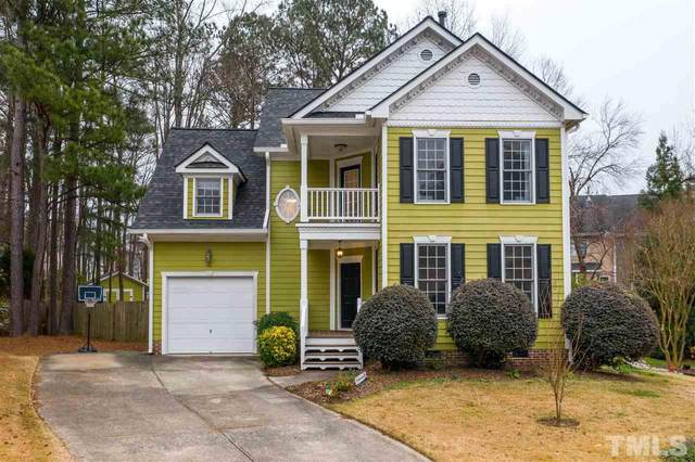307 Country Valley Court, Apex, NC 27502 (#2358486) :: Triangle Just Listed