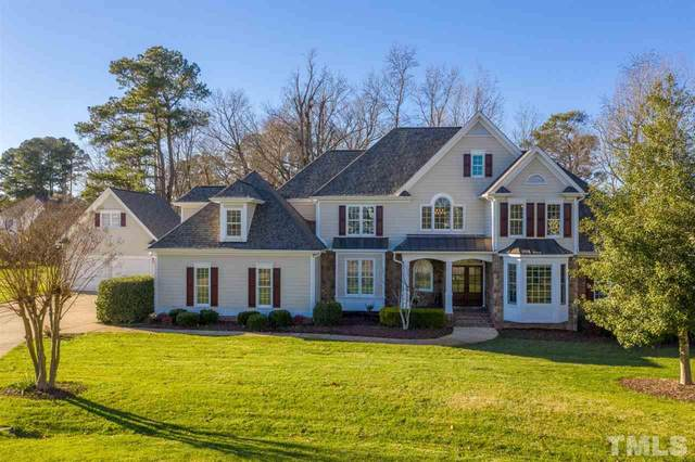7000 Frog Hop Court, Wake Forest, NC 27587 (#2358699) :: Dogwood Properties