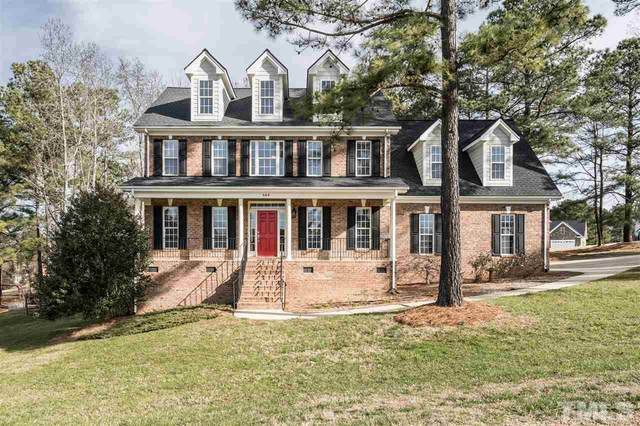 669 Kintyre Drive, Clayton, NC 27520 (#2358743) :: Triangle Just Listed
