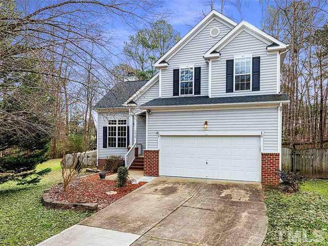 1016 Starita Court, Apex, NC 27502 (#2359001) :: Triangle Just Listed