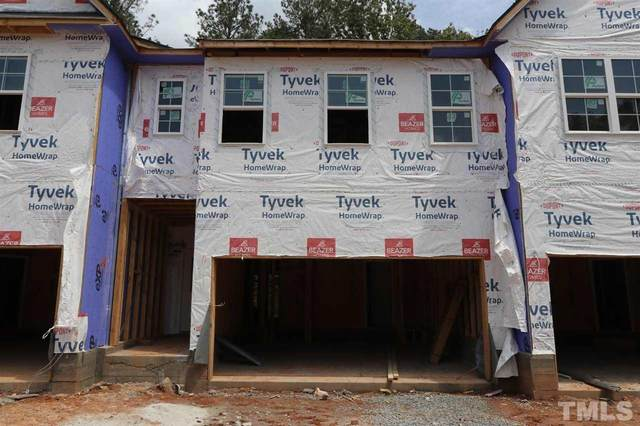1104 Grenshaw Drive #61, Morrisville, NC 27560 (#2359167) :: Triangle Top Choice Realty, LLC