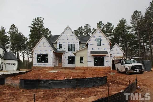 2720 Trifle Lane, Wake Forest, NC 27587 (#2359198) :: Dogwood Properties