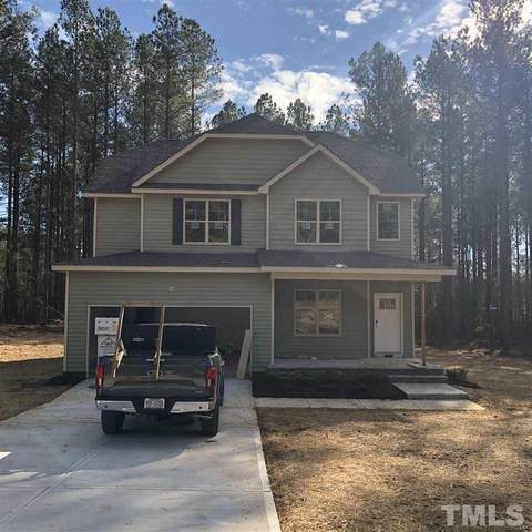8281 Us 264A Highway, Bailey, NC 27807 (#2359310) :: Real Properties