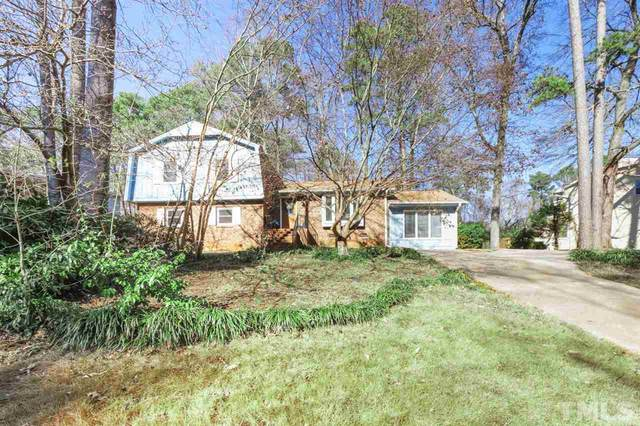 1014 Manchester Drive, Cary, NC 27511 (#2359601) :: Marti Hampton Team brokered by eXp Realty