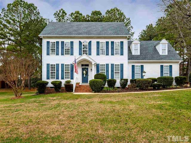 6240 Oliver Creek Parkway, Holly Springs, NC 27540 (#2359684) :: Choice Residential Real Estate