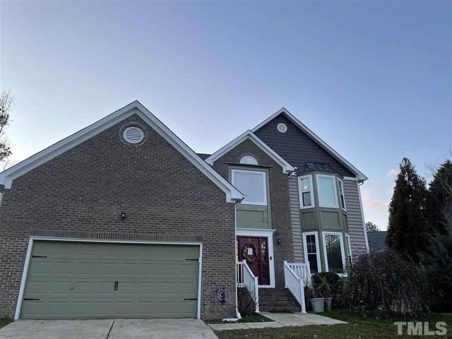 9812 Miranda Drive, Raleigh, NC 27617 (MLS #2360176) :: On Point Realty