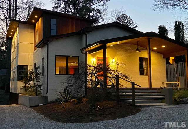 1619 Lorraine Road, Raleigh, NC 27607 (#2360234) :: Choice Residential Real Estate