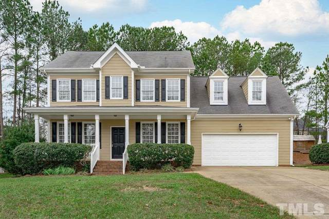 213 Saranac Ridge Drive, Holly Springs, NC 27540 (MLS #2360442) :: On Point Realty