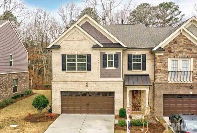 534 Fumagalli Drive, Cary, NC 27519 (MLS #2360794) :: On Point Realty